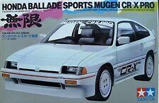Tamiya 1/24 Scale Ballade Sports Mugen CR-X PRO