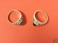 10K 1976 Romeo 1993 Sterling Heights HIGH SCHOOL CLASS RINGS 13.9 GR SIZE 7 1/2