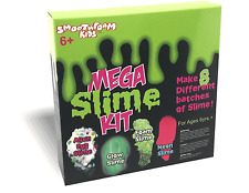 Slime Kit (MEGA) by Smoothfoam  MAKES 8 BATCHES OF SLIME!!!