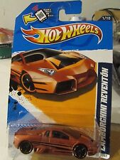 Hot Wheels Lamborghini Reventon Hw All Stars Copper