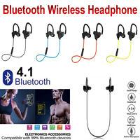 56s Wireless Bluetooth 4.1 Earphone Sports In-ear Headset Headphone & Microphone