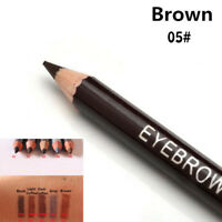 Eyebrow Pencil Liner Waterproof Eye Brow Powder Pen Makeup Cosmetic Tool+Brush