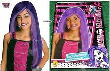 Monster High SPECTRA VONDERGEIST WIG Fashion Ghost CHILD Halloween Costume Hair
