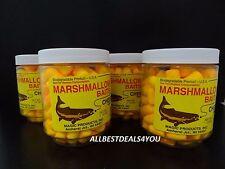 12 Each ~ Magic Products Mini Mallow-Cheese Marshmallow Fishing Prepared Baits