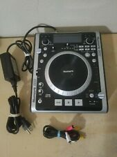 NUMARK CDX VINYL CONTROLLED CD TURNTABLE GOOD USED WORKING CONDITION SINGLE ICDX