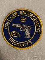 Colt Law Enforcement Firearms Patch