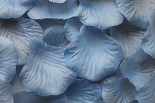x 500 Luz Cielo Bebé Azul Pétalos de Rosa Seda Decoración Mesa Confeti boda