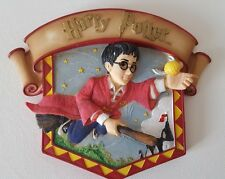 Harry Potter Quidditch Golden Snitch Home Wall Plaque Room Door Decoration 2000