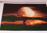 THE ATOMIC BOMB DOCUMENT book from Japan Japanese Hiroshima Nagasaki #0887