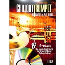 Chillout Trumpet - Noten für Trompete in B und C (+CD) - 9783941312012