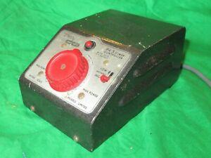 Vintage Triang P4-5 Power Controller transformer