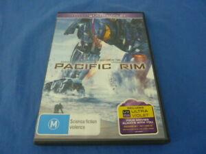 Pacific Rim - DVD - Region 4