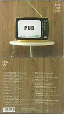CD - LES HITS DE LA PUB TV / COMME NEUF - LIKE NEW