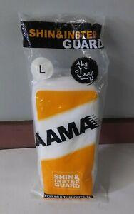 Shin Instep Guards MMA Size Large