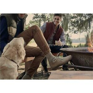 Gold Toe Harrington Crew Socks, 6 Pairs, oxblood, Grey,, Grey, Size 6.0 8hmb