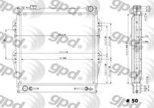 Radiator-4WD Global 50C