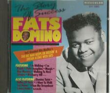 E - 1  CD Fats Domino - The Story of Success - Neuwertig