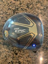 Brand New Callaway GBB Epic Star Driver 12 Head only w/head cover and tool
