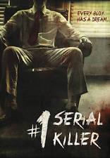 #1 SERIAL KILLER NEW DVD