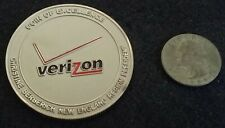 AUTHENTIC Verizon Telecommunications President New England US Challenge Coin
