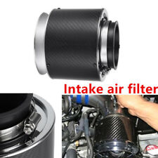 "Magical Carbon Fiber Air Filter3""Inlet/5""Size For Cold Air/Short Ram Intakes Kit"