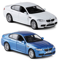 1:36 Scale BMW M5 Model Car Metal Diecast Gift Toy Vehicle Pull Back Kids