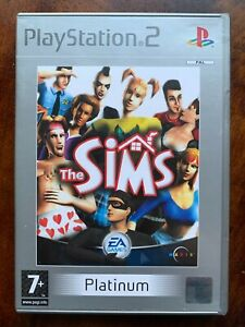 The Sims for PS2 Sony PlayStation 2 Game Family Children's Kids