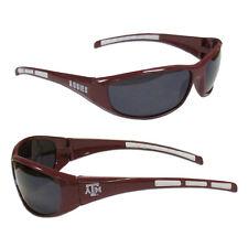 Red Siskiyou NCAA Texas A/&M Aggies Adult Sunglass and Bag Set