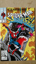 SPIDER-MAN #30 FIRST PRINT MARVEL COMICS (1993) MAD DOG WARD RETURN