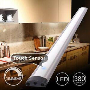 LED Unterbau-Leuchte NORA Lichtleiste Küchen-Lampe Beleuchtung Schrankleuchte 5W