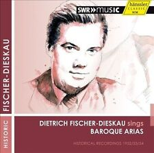 Dietrich Fischer-Dieskau Sings Baroque Arias, New Music