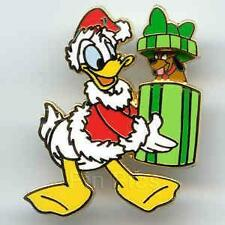 Disney Wdw A Gift for Donald Duck Hinged Pin