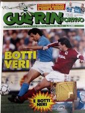 Guerin Sportivo 48 1987 Storia dell' Alessandria Calcio - Spogliatoi Juventus