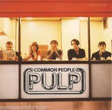PULP - Common People (UK 3 Track CD Single Part 1)