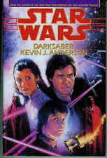 Kevin J. Anderson: Star Wars - Darksaber (HC, 1st printing, USA)