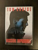 Mission: Impossible (DVD, 1998)
