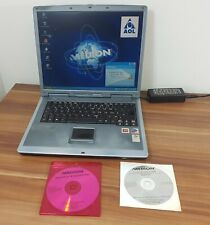 Win XP Medion MD42200 ATi Radeon 9650 1,7GHz 512MB 80GB DVD-RW USB WLAN RS232