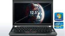"""Lenovo ThinkPad X230 i5-3320M 2,6GHz 8GB DDR3 320GB 12,5""""Zoll 1366x766 HD Qwerty"""