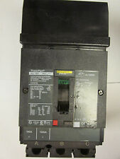 New no box Square D HJA36100 Circuit Breaker 3 Pole PowerPact 100A 600V 65kA HJA