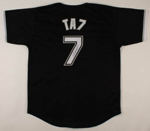 Tim Anderson Signed Chicago White Sox 2019 Players Weekend  TA7 Jersey (JSA COA)