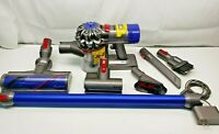 Dyson Cyclone V8 Animal Cordless Stick Vacuum Cleaner Plus Accessories , Blue