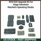 3D PRINT ROS-020 Upgrade Fill Up Glue Accessories Kit For Siege Astrotrain