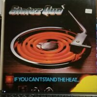 STATUS QUO - IF YOU CAN'T STAND THE HEAT... - 33 GIRI VINILE PRIMA STAMPA 1978