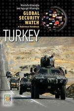 Global Security Watch-Turkey: A Reference Handbook (Paperback or Softback)
