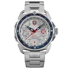 Luminox 1207 Ice-sar Arctic Bi-directional Rotating Swiss Quartz 46mm Watch