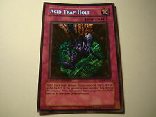 YU GI OH  Acid Trap Hole SOI-ENSE1 Limited Edition Secret Rare