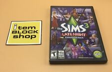 The Sims 3 Late Night PC Expansion Pack 2010 Complete Windows Mac