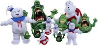 "NEW OFFICIAL 12"" AND 5"" GHOSTBUSTERS PLUSH SOFT TOY AND BAG CLIPS"