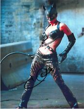 """HALLE BERRY """"Catwoman"""" Autographed 8.5 x 11 Signed Photo HOLO COA"""