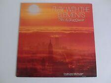 Ben De Jong Quartet Play With The Elements Dutch Jazz LP
